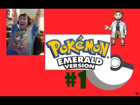 A Crazy Journey Begins || Pokemon Emerald Randomized Nuzlocke (Part 1)
