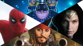 2017 Summer Movie Preview: Guardians 2 to CHiPs