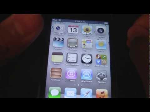 Como Actualizar a iOS 5 iPhone/iPad/iPod Touch