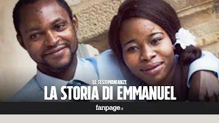 La storia di Emmanuel: fuggito dai terroristi in Nigeria, ucciso da un razzista italiano