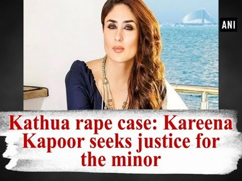 Xxx Mp4 Kathua Rape Case Kareena Kapoor Seeks Justice For The Minor Bollywood News 3gp Sex