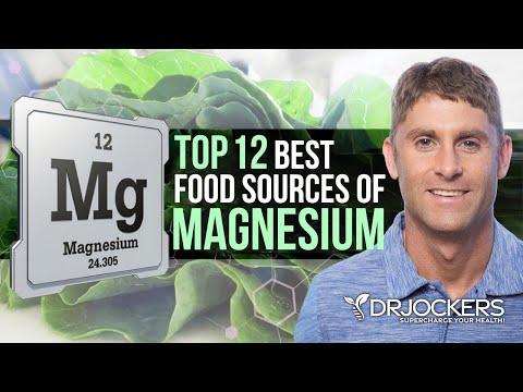 Top 12 Best Foods For Magnesium