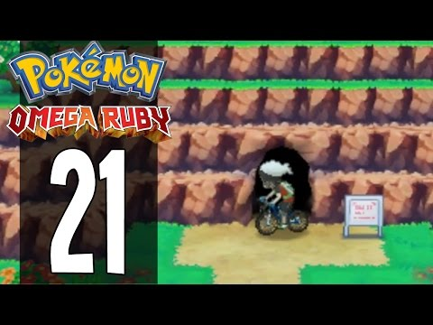 Pokemon Omega Ruby - Part 21 - Victory Road (Gameplay Walkthrough)
