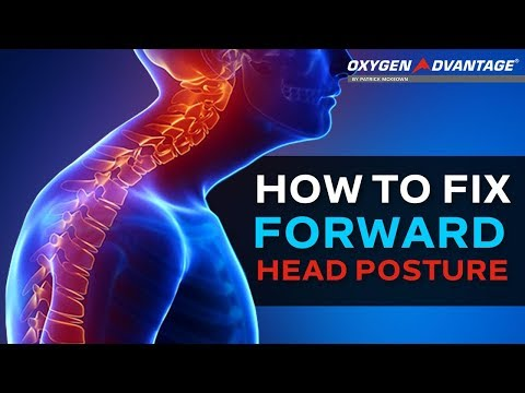 Forward Head Posture - How To Fix It With Breathing Exercises
