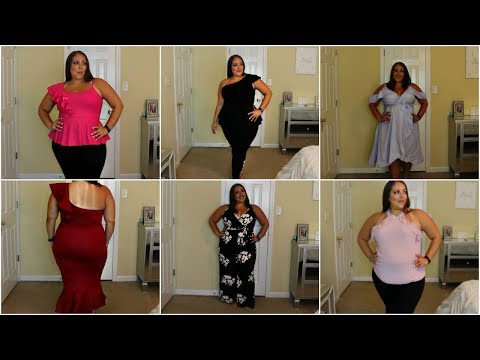 HUGE SUMMER TRY-ON HAUL | SHEIN PLUS | PLUS SIZE FRIENDLY OR NAH?