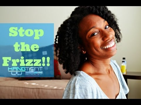 HowTo: STOP Frizzy Hair & Ends!
