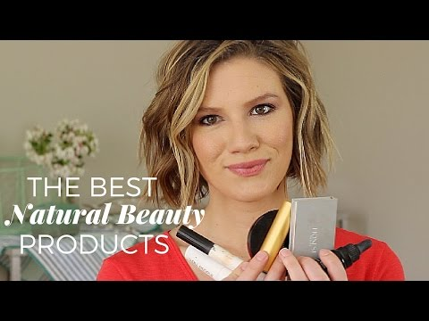 The Best Natural Beauty Products (Green, Organic) // Laura's Natural Life