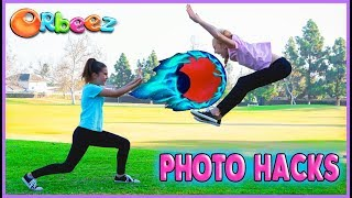 How to Take Illusion Photos Using Orbeez!   Official Orbeez