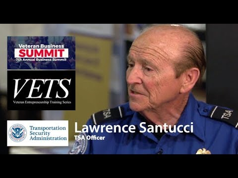 S4E12 Summit Interview Spotlight: Homeland Security Jobs feat. TSA Officer Lawrence Santucci
