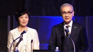 久米宏と小宮悦子、20年ぶりにコンビ復活