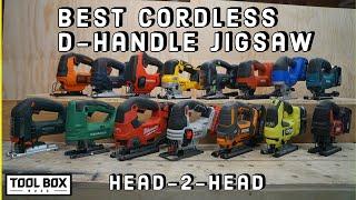 Best Cordless Top-Handle Jigsaw Head-To-Head