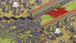 THE MOUNTAIN PASS - Age of Empires 2 Definitive Edition