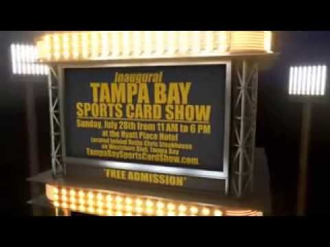 Sports Card Show Tampa Bay http://www.TampaBaySportsCardShow.com Sports Card Show Tampa Bay