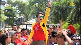 Singapore Mein Party!   Taarak Mehta Ka Ooltah Chashmah   TMKOC Comedy   तारक मेहता