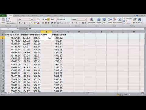 Quick Tip: How to Auto Fill a Column (or Row) with Information in Excel