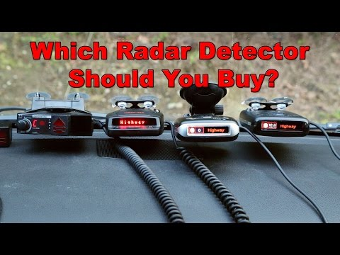 Which Radar Detector Should You Buy? Best RD's for 2015