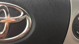 Configuración de Toyota Prius 2010 de aceite