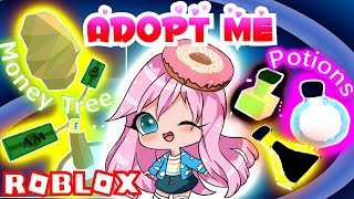 Adopt me!|THE MONEY TREE WORKS!|Part 2