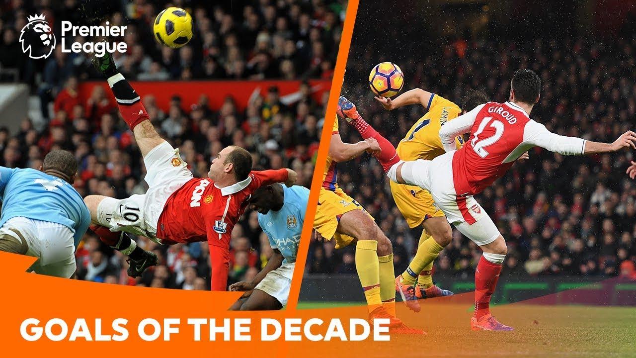 BEST Premier League Goals of the Decade | 2010 - 2019 | Part 1