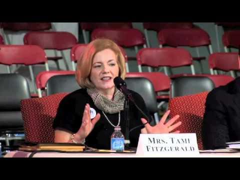 SEBTS Marriage Forum: Tami Fitzgerald, NC Values Coalition Q2