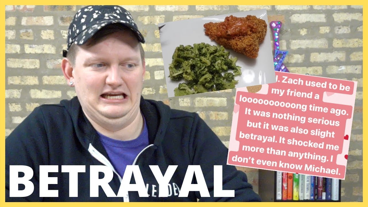 I BETRAYED AMBERLYNN + WHAT SHE ATE TODAY