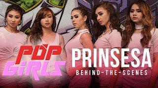 Pop Girls - Prinsesa [MV Behind-The-Scenes]