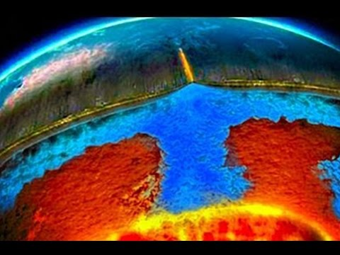 MASSIVE Ocean of Water Found 620 Miles Below Earth's Surface