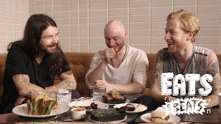 Eats & Beats: At Lunch With Biffy Clyro