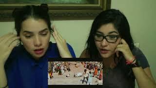 Spanish Girls watching Agneepath Fight scene | Vijay vs Rauf Lala | Hritik Roshan | Rishi Kapoor