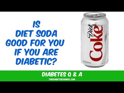 Does Diet Soda Help Your Diabetes