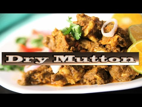 How To Cook Dry Mutton || Spicy Mutton Curry and Eid Special Recipe || Must Try it at Home