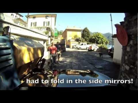 Drive from Lake Como to Milan