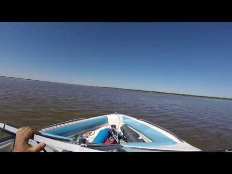 Glastron 1700 speed test. Abilene, Texas