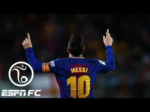 Does the media treat Lionel Messi better than Cristiano Ronaldo? | ESPN FC