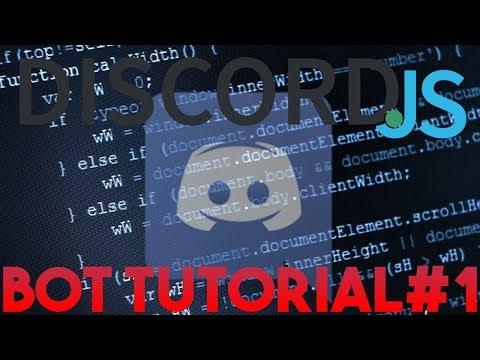 ✅HOW TO MAKE A DISCORD.JS BOT 2017!! (Works) (setting up) | Discord.JS Bot Tutorial#1 - NebularZero✅