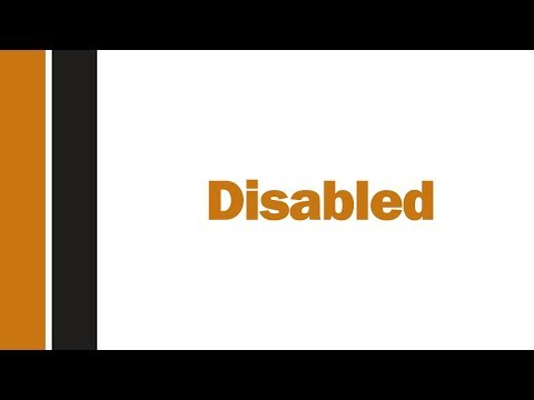 ( Tips & Tricks HTML | CSS ) Disabled and Readonly