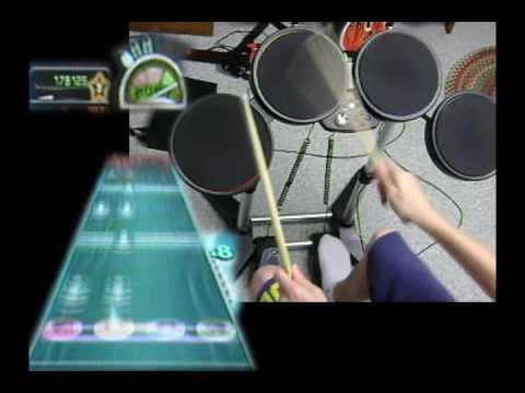 Guitar Hero Metallica - Whiplash Drums FC 100% Expert