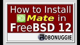 How to Install freeBSD 12 0 plus KDE Plasma and basic applications