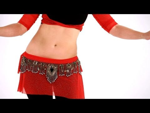 How to Do Hip Shimmy & Hip Slide Moves | Belly Dance