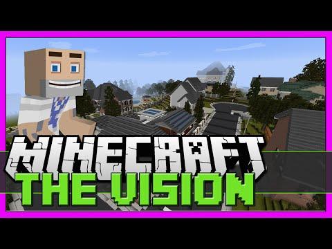 RICH SUBURBAN NEIGHBORHOOD!! - The Vision Episode 20