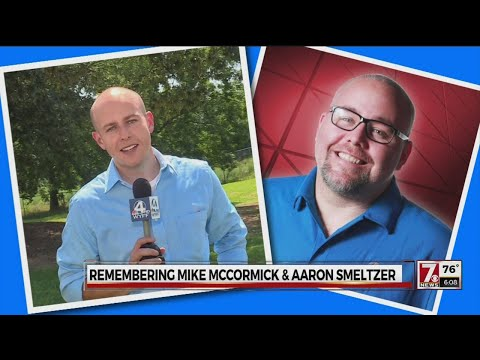 Remembering Upstate journalists Mike McCormick and Aaron Smeltzer