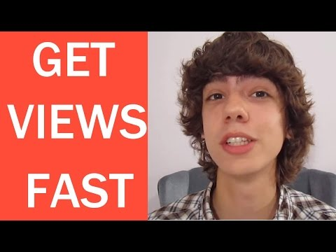How to Get Views and Subscribers on YouTube FAST and FREE!