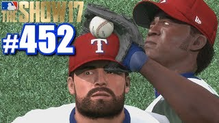 CATCHING IT RIGHT OFF THE TOP OF MY HEAD!   MLB The Show 17   Road to the Show #452