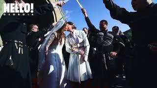 იოანე ბაგრატიონისა და ქრისტინე ძიძიგურის ქორწილი