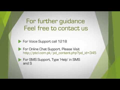 LAN Settings in PTCL Tenda W150D Modem on Vimeo clip11