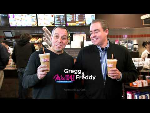 Dunkin' Donuts: Iced Coffee Day (:15)