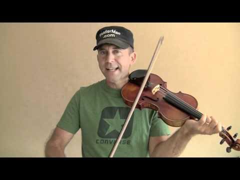 Tremolo on the Violin