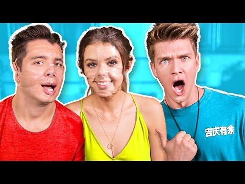 Girlfriend vs. Boyfriend Challenge with Gabriel Conte and Jess Bauer