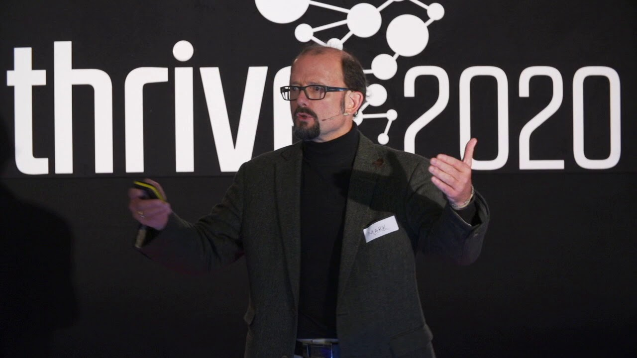 Open Dialogue in mental health care: From treating to talking | Mark Hopfenbeck | Thrive2020