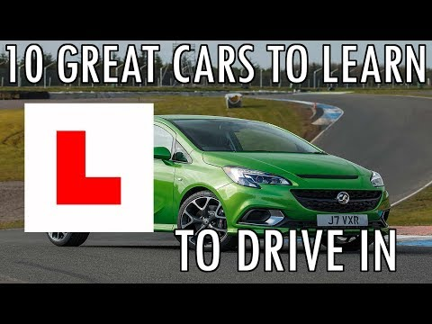 Top 10 Best Cars To Learn To Drive In